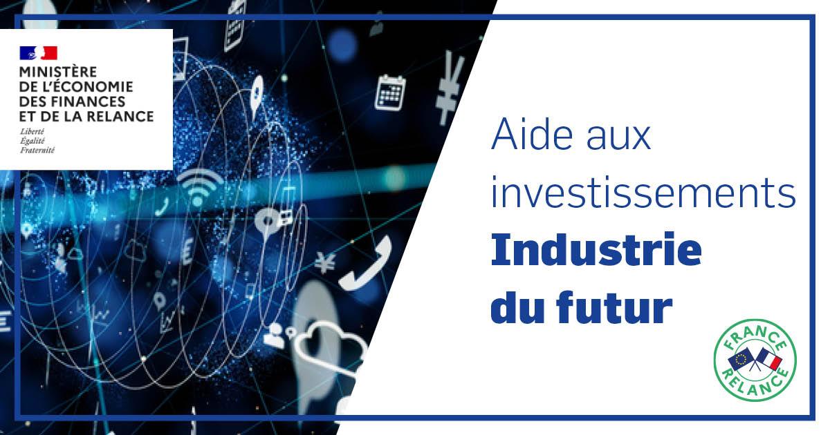 Aide Industrie du futur