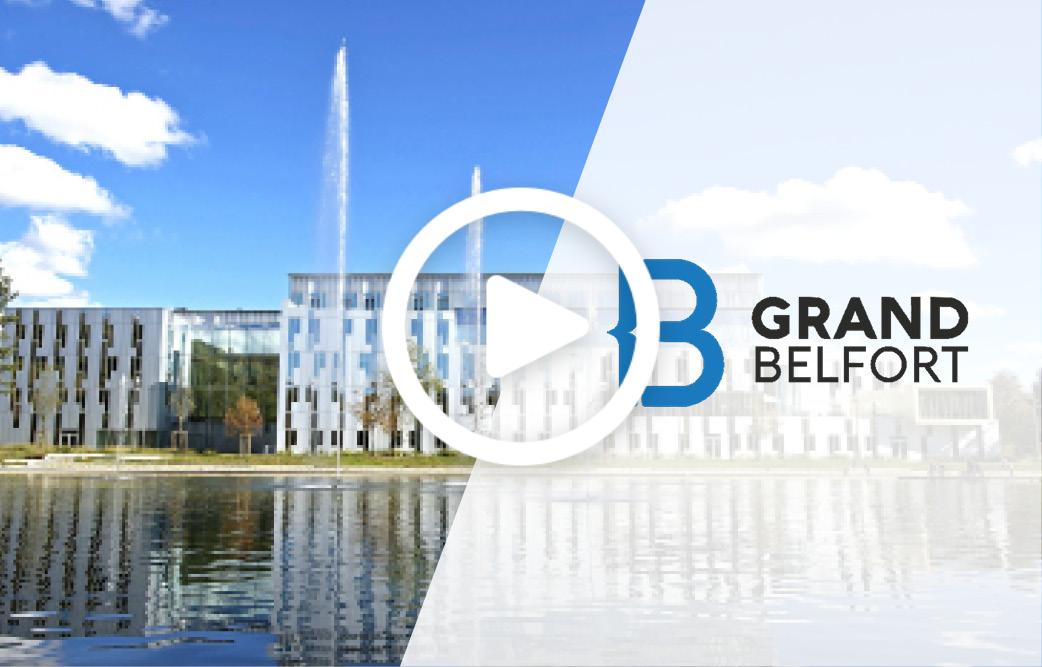 Grand Belfort Communauté d'Agglomération : à chaque besoin d'implantations, une solution immobilière