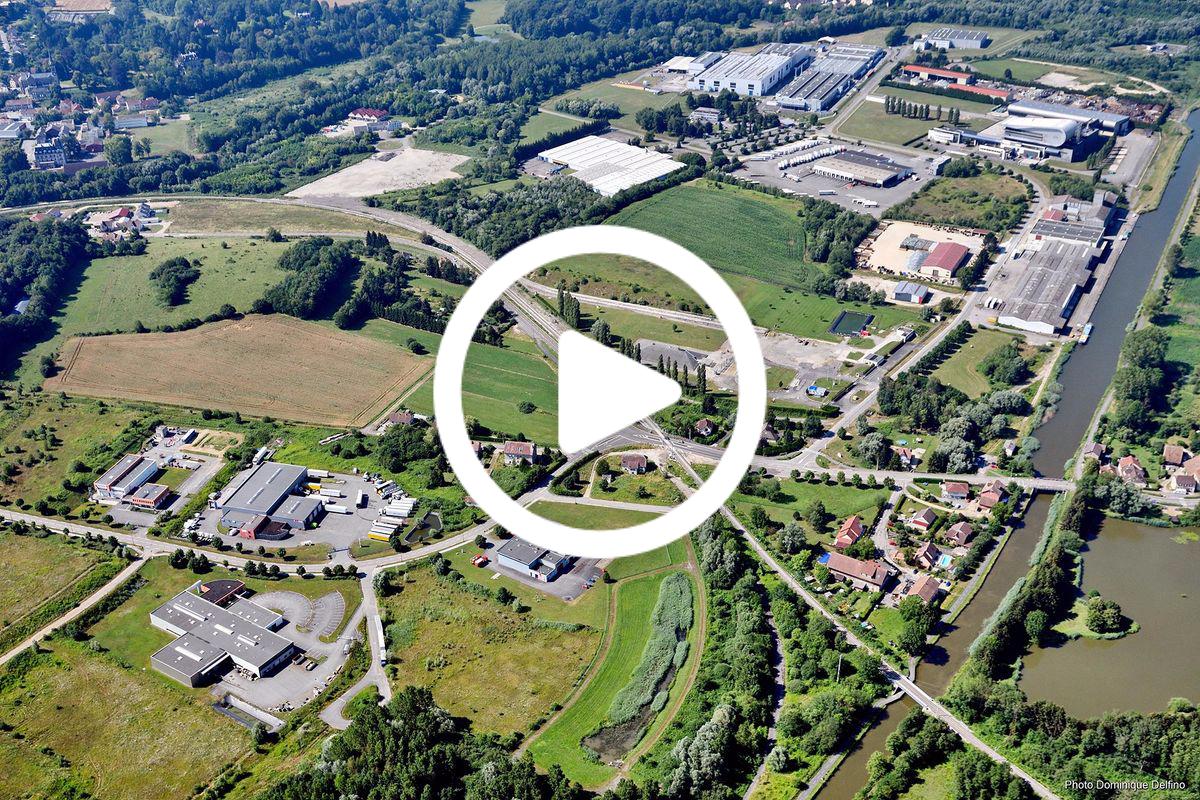 Découvrez les sites d'implantation majeurs en Nord Franche-Comté