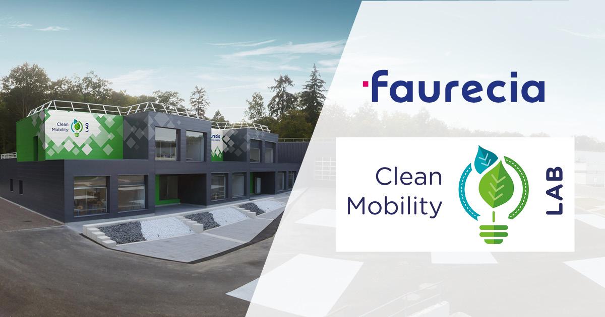 Clean Mobility LAB - Faurecia