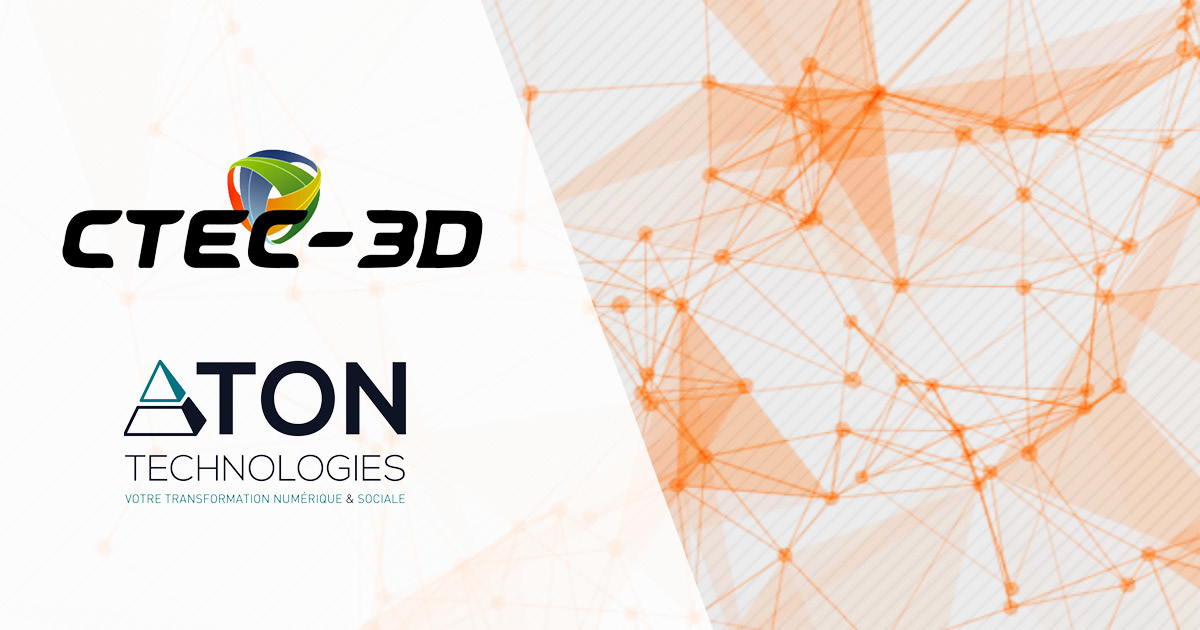 CTEC-3D et ATON Technologies